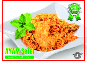 ayam setel best choice